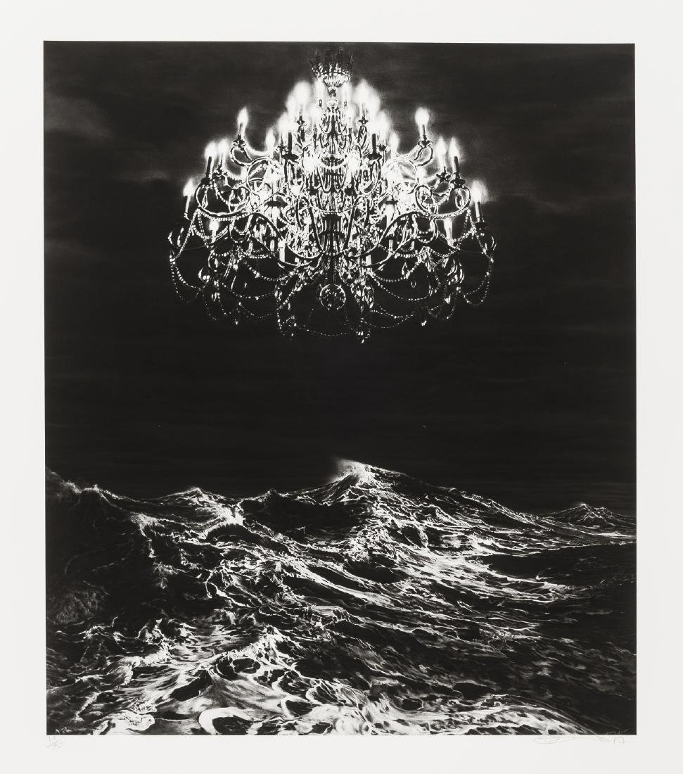 Robert Longo (b.1953)  Untitled (Throne Room)
