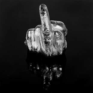 Ai Weiwei (b.1957)  The Artist's Hand