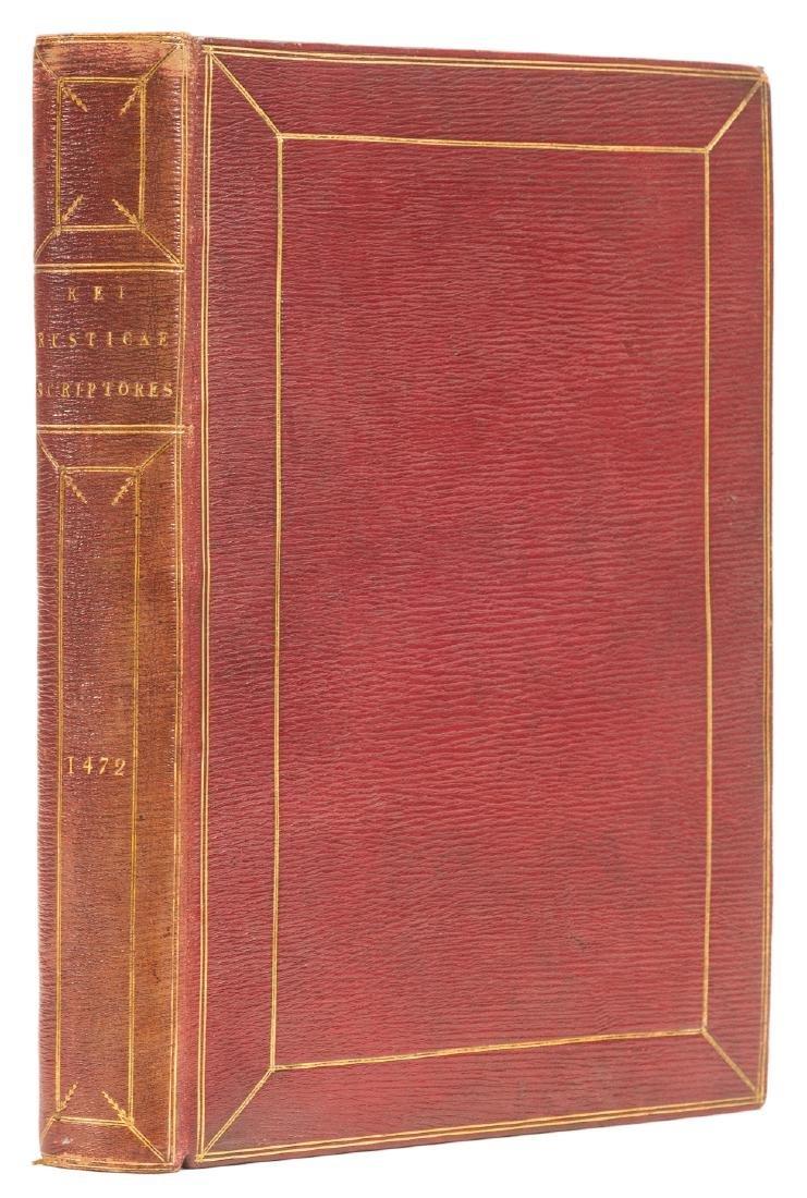 Cato (Marcus Porcius), Varro, Columella & Palladius. - 2