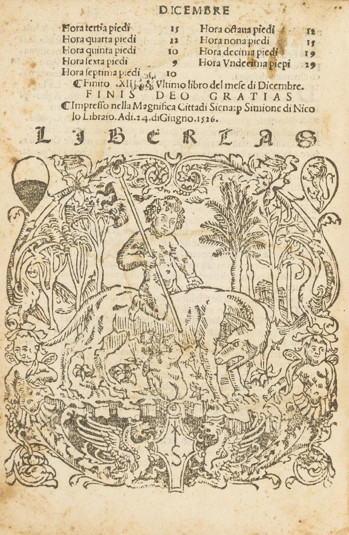 Palladius (Rutilius Taurus) Della Agricultura traducto