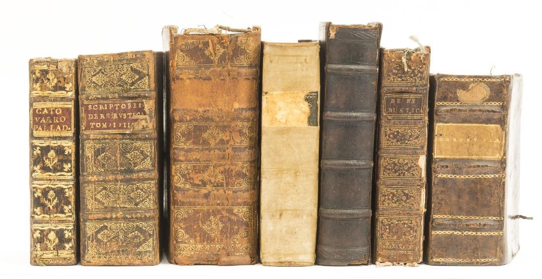Cato (Marcus Porcius) Libri de re rustica, [Zurich], - 2