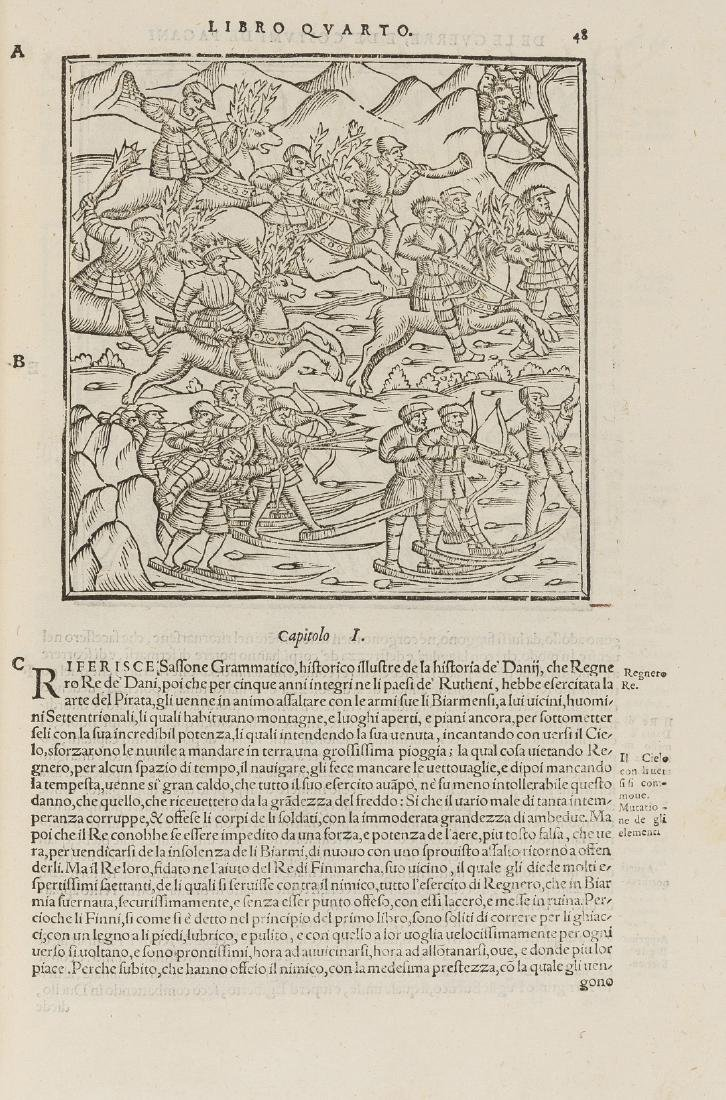 Magnus (Olaus) Historia delle genti et della natura - 2