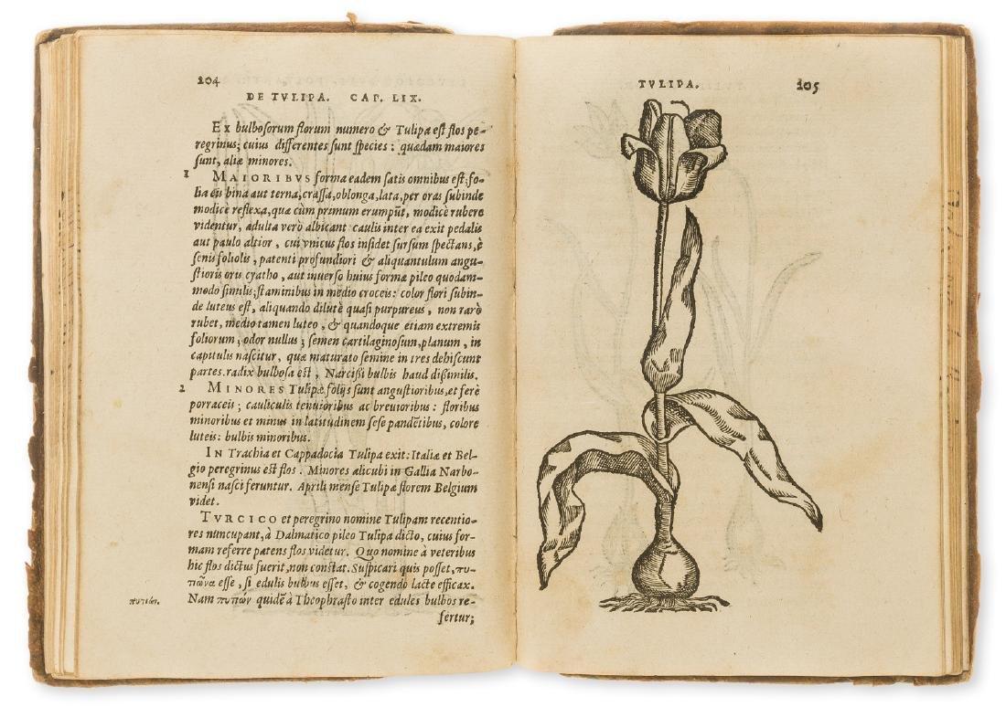 Herbal.- Dodoens (Rembert) Florum, et coronariarum