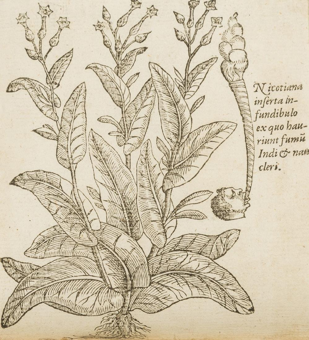 Herbal.- Pena (Pierre) and Matthias de l'Obel.,