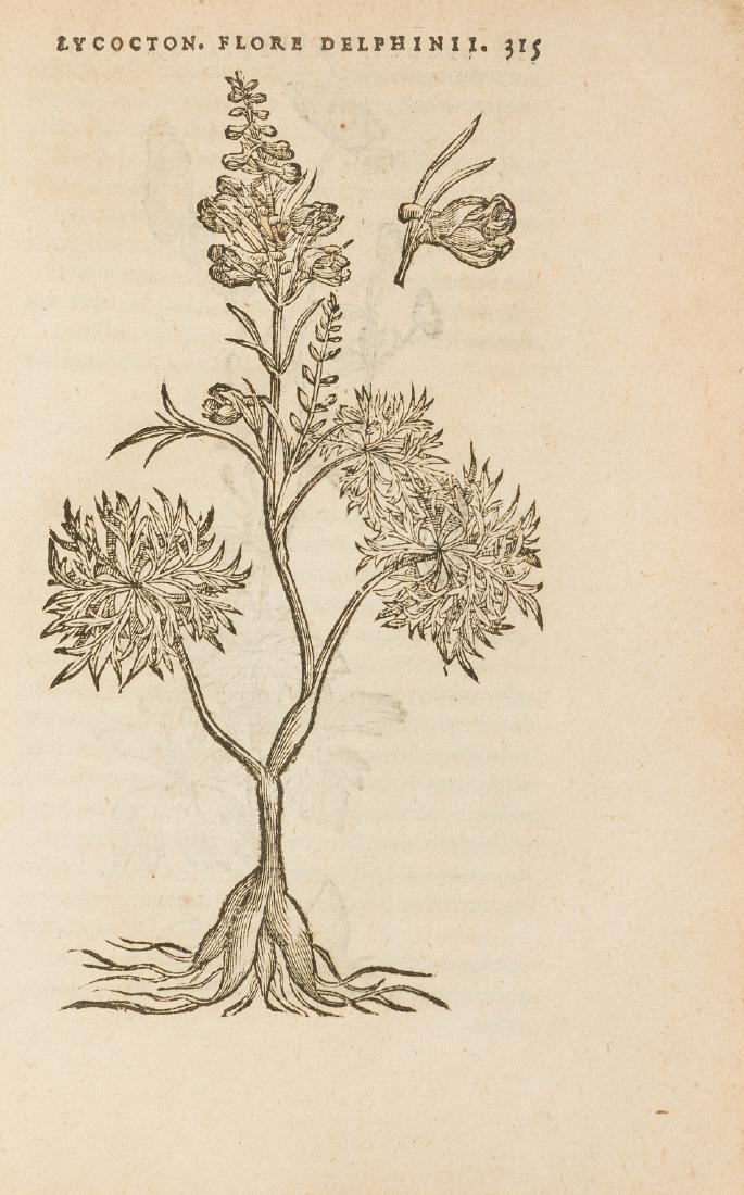 Dodoens (Rembert) Purgantium aliarumque eo facientium, - 2