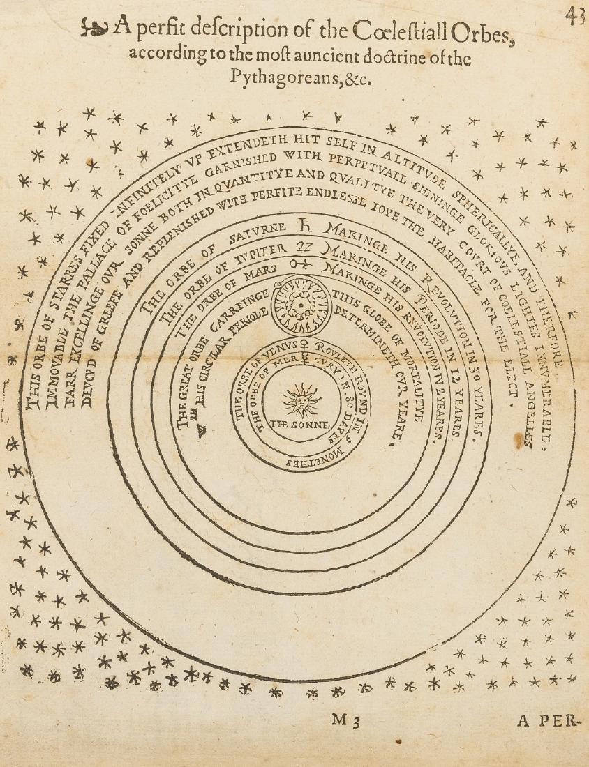 Astronomy.- Digges (Leonard) A Prognostication