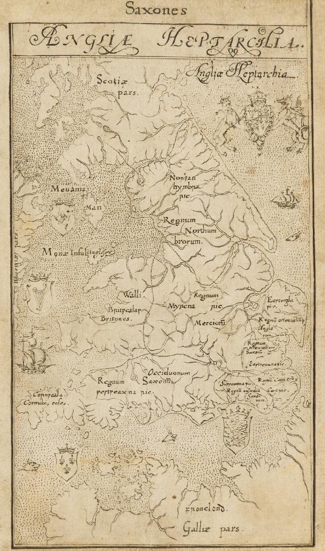 Kent.- Lambarde (William) A Perambulation of Kent,