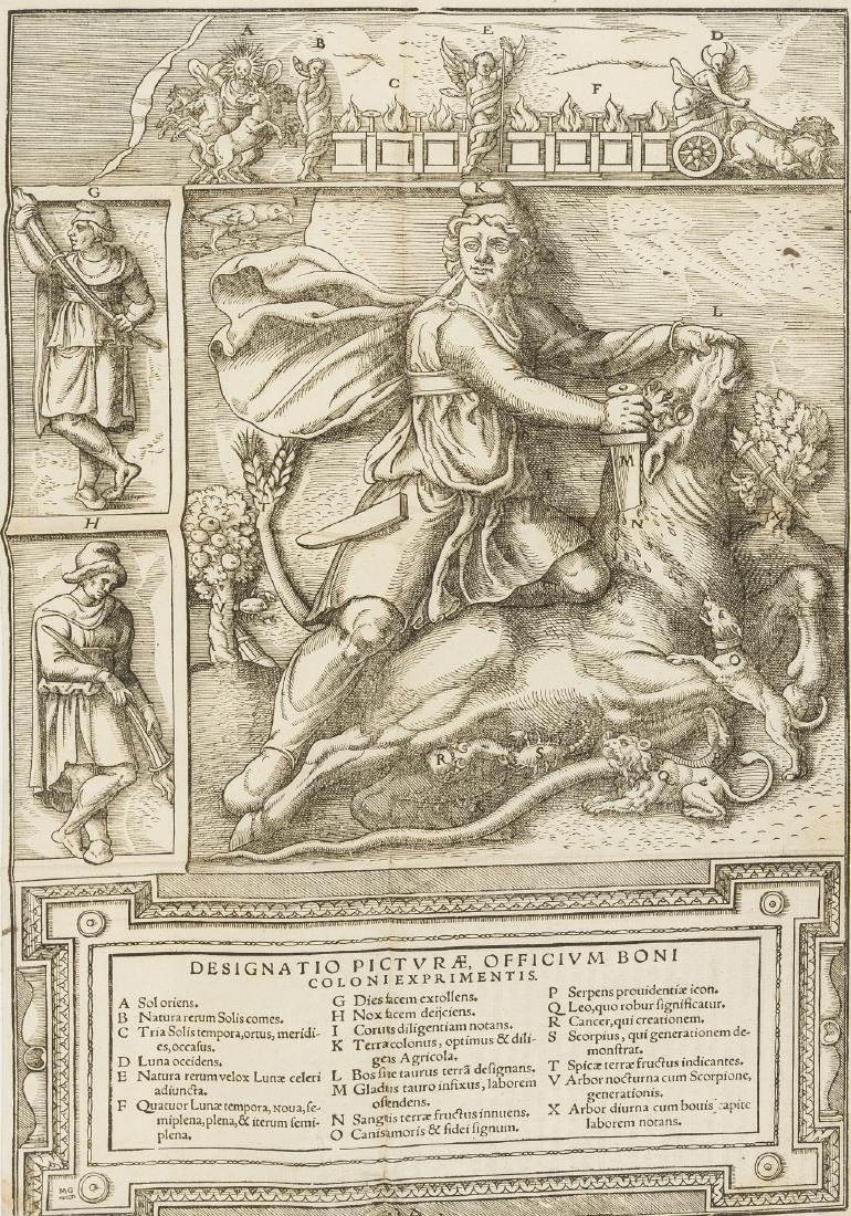 Bibliography.- Camerarius (Joachim) De re rustica