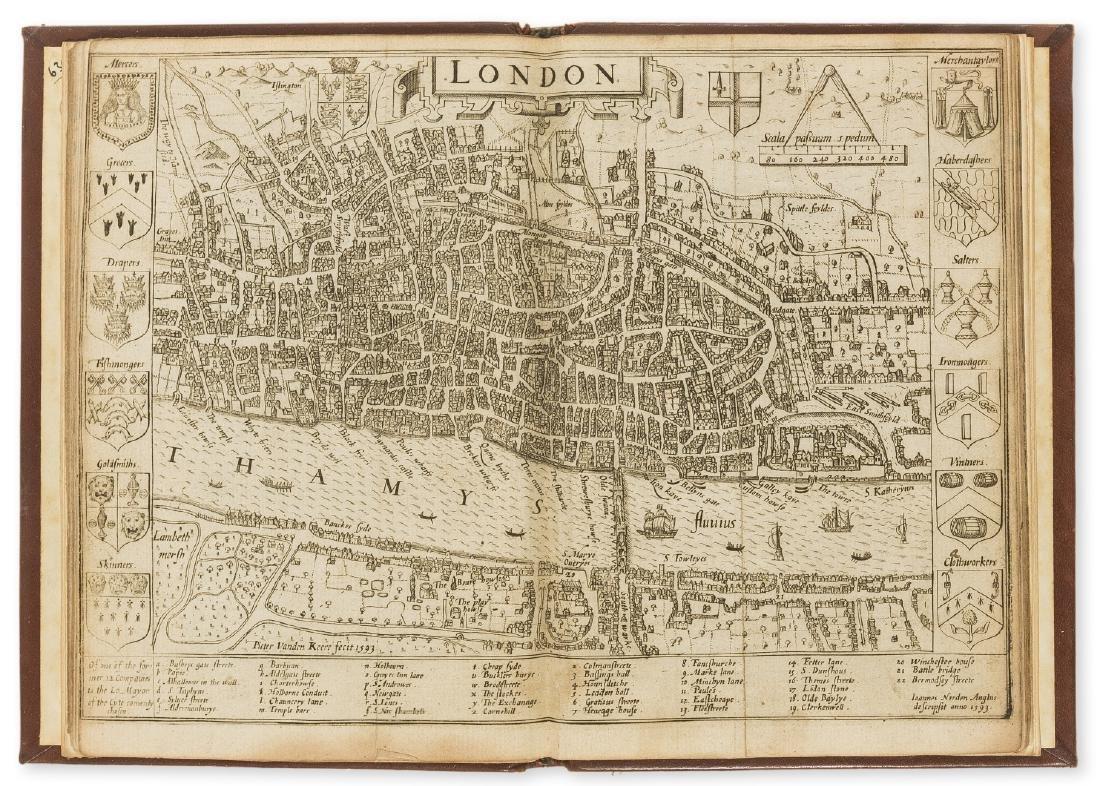 London.- Norden (John) Speculum Britanniae. The first - 2
