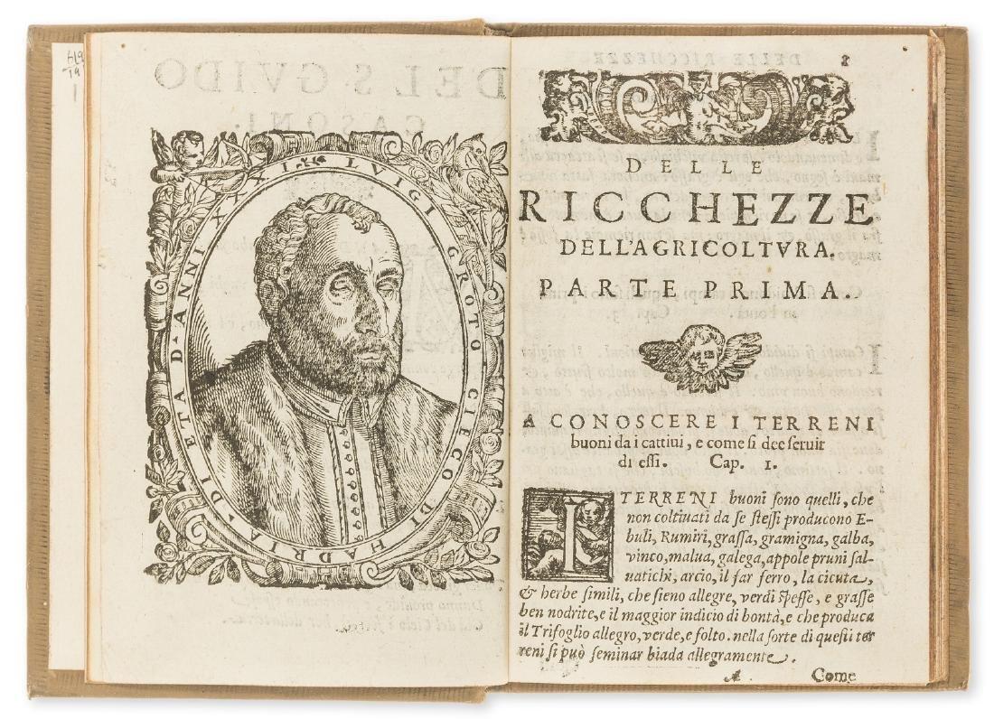 Bonardo (Giovanni Maria) Le ricchezze