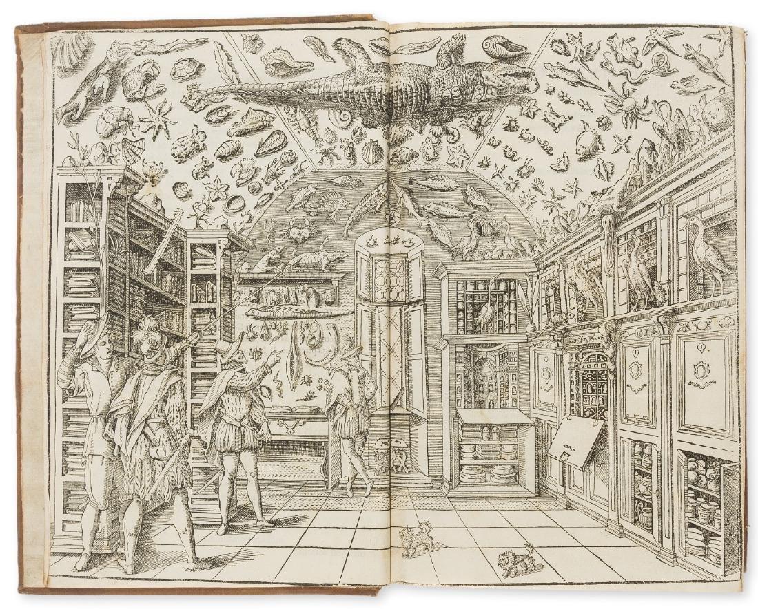 Imperato (Ferrante) Dell'historia naturale libri