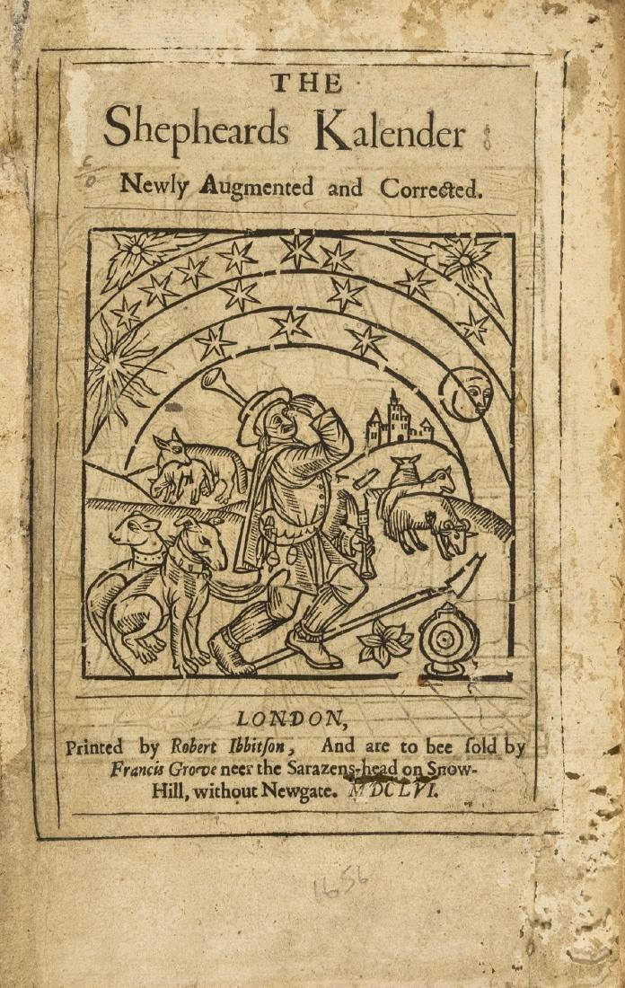 Barclay (Alexander) The Shepheards Kalender Newly