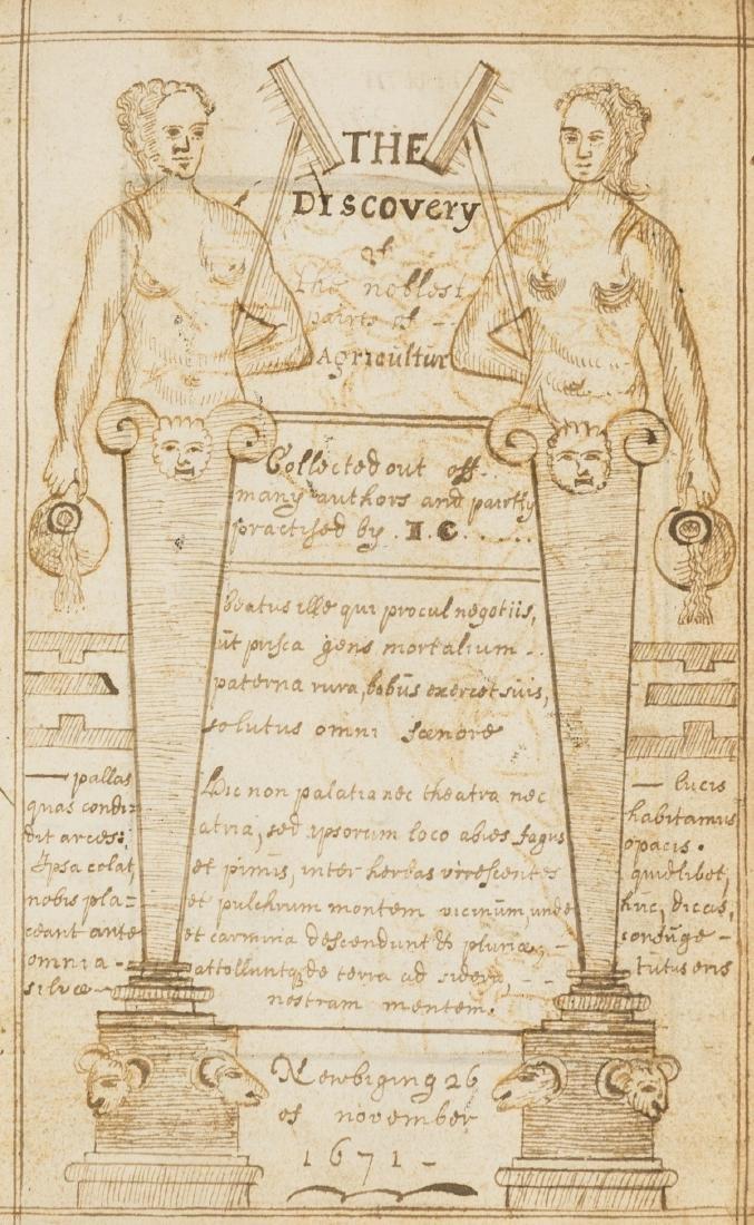 [?Clerk (Sir John, of Penicuik, first baronet,