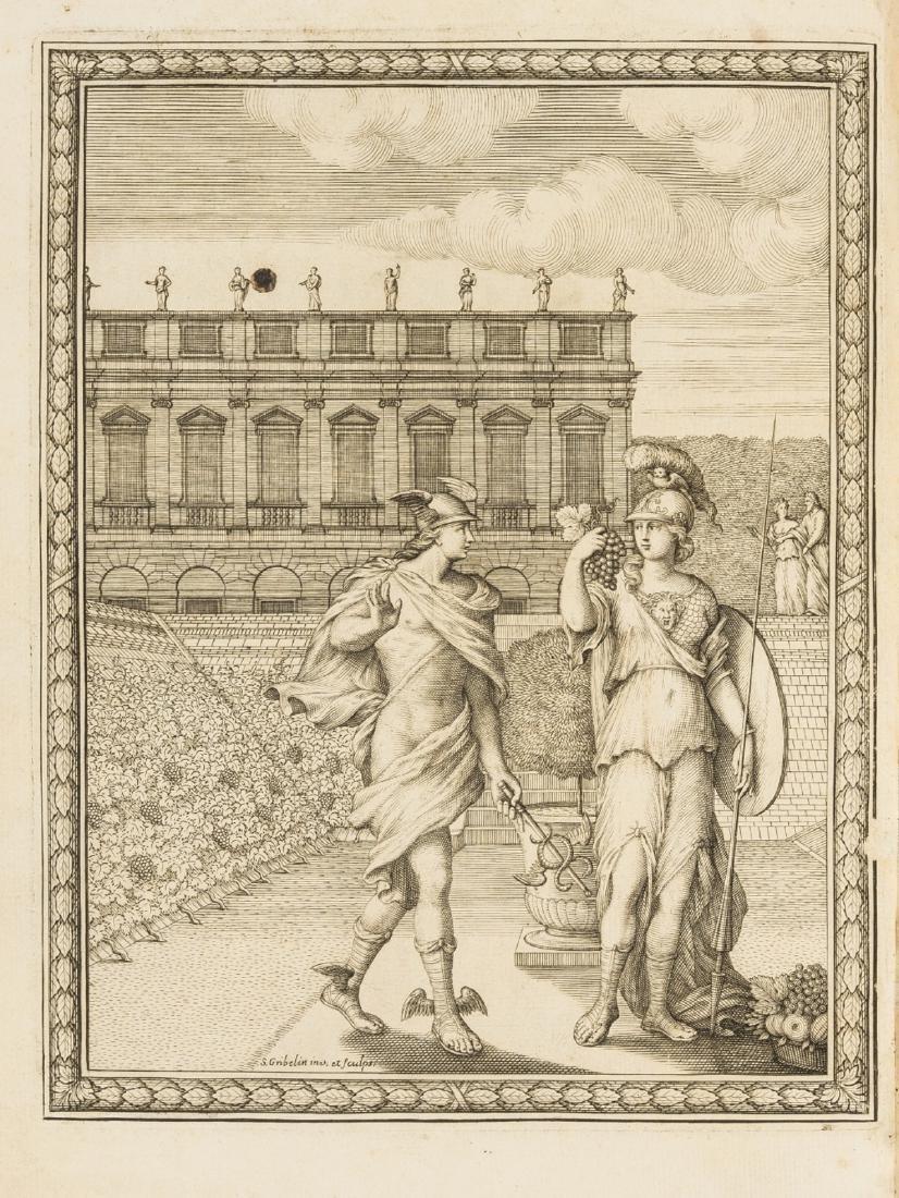 Fruit-Trees.- Fatio de Duillier (Nicolas) Fruit-Walls