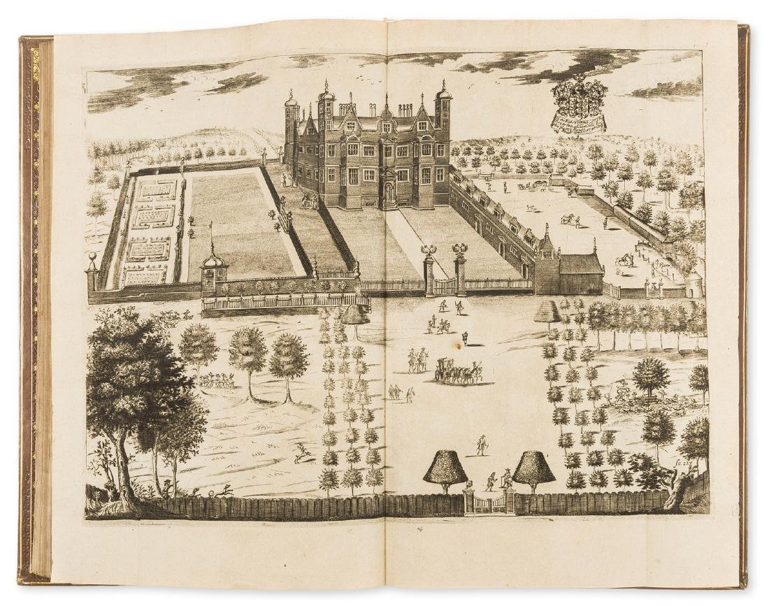 Hertfordshire.- Chauncy (Henry) The Historical