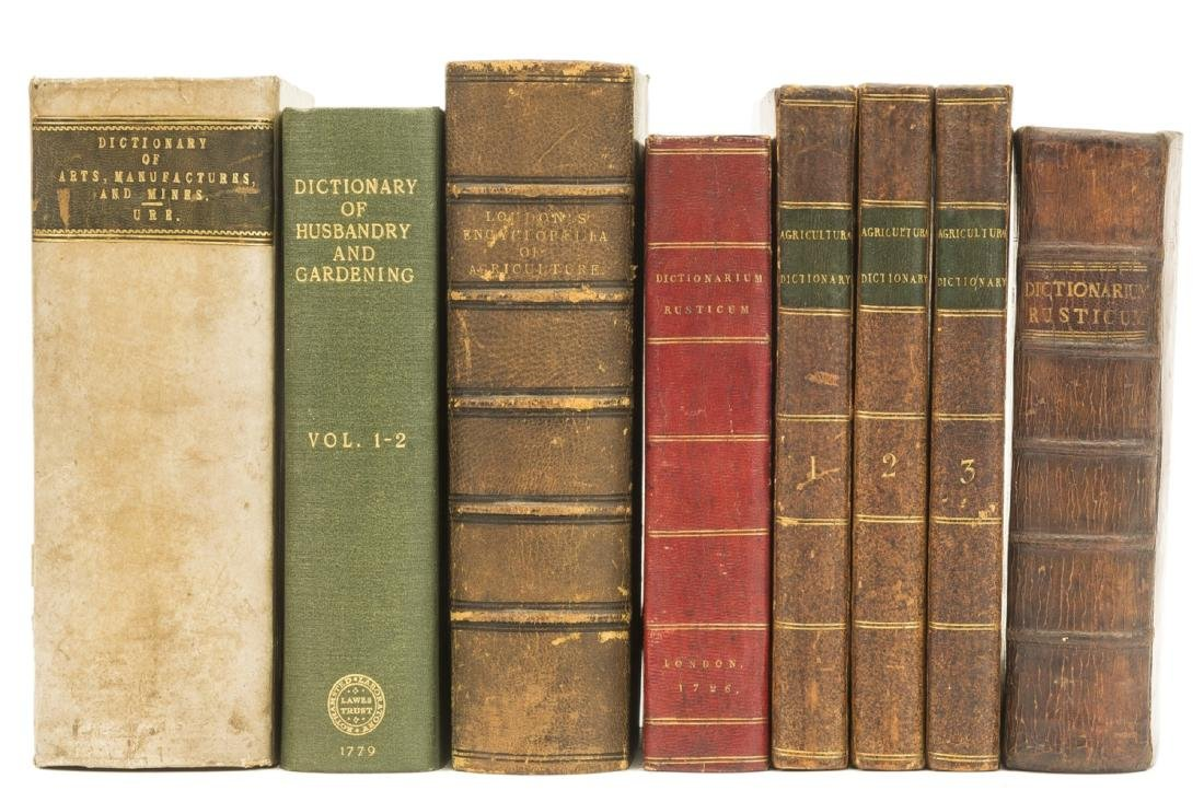 Dictionaries.- Dictionarium Rusticum, Urbanicum &