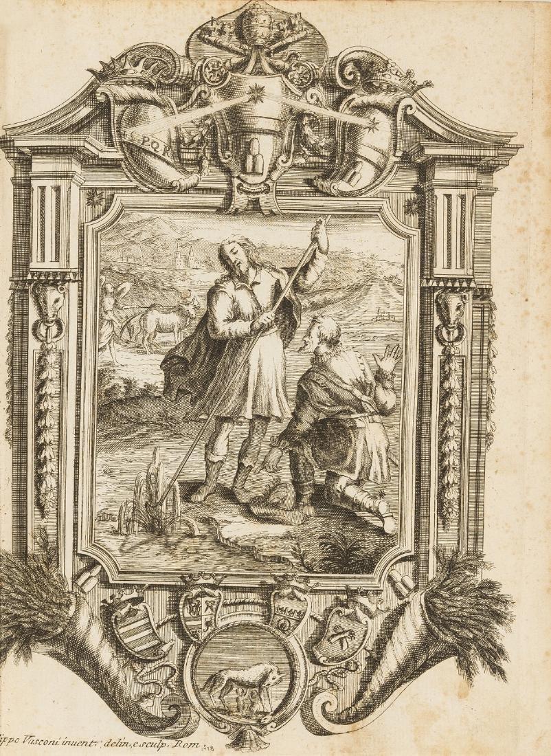 Gli Statuti dell'Agricoltura..., first edition, Rome,