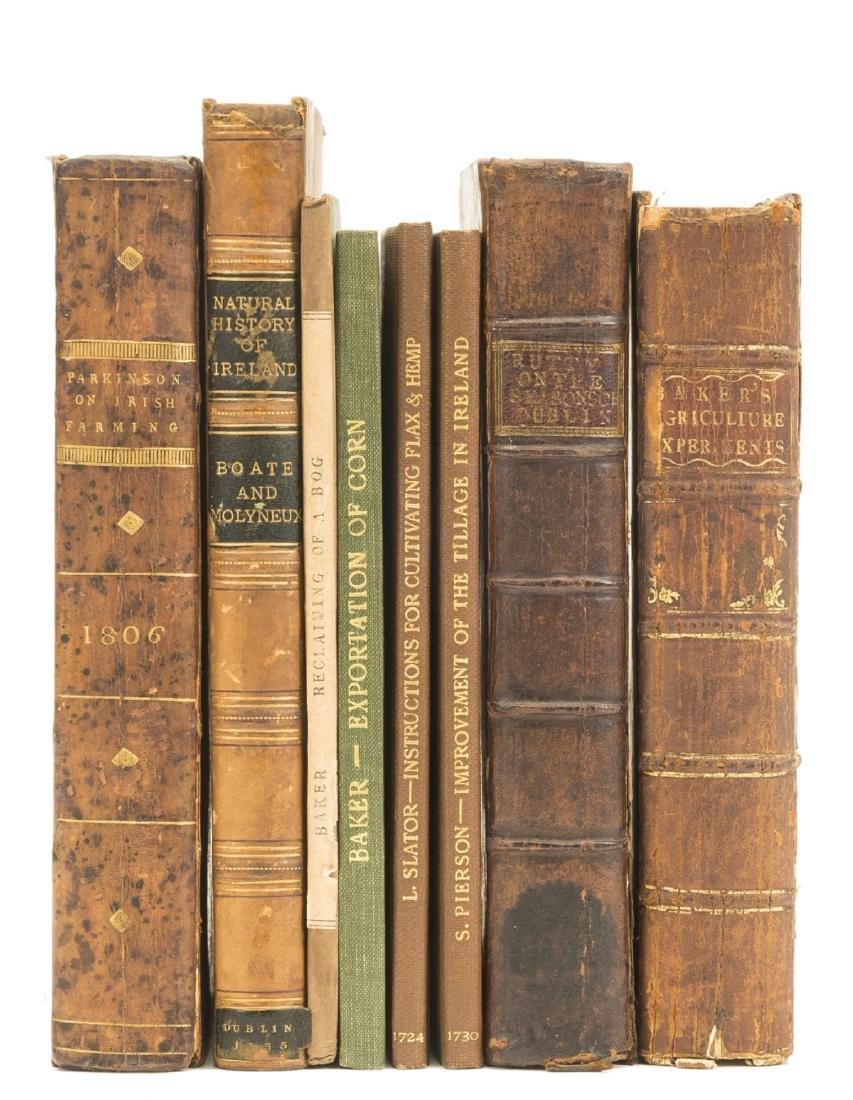 Ireland.- Boate (Gerard) A Natural History of Ireland,