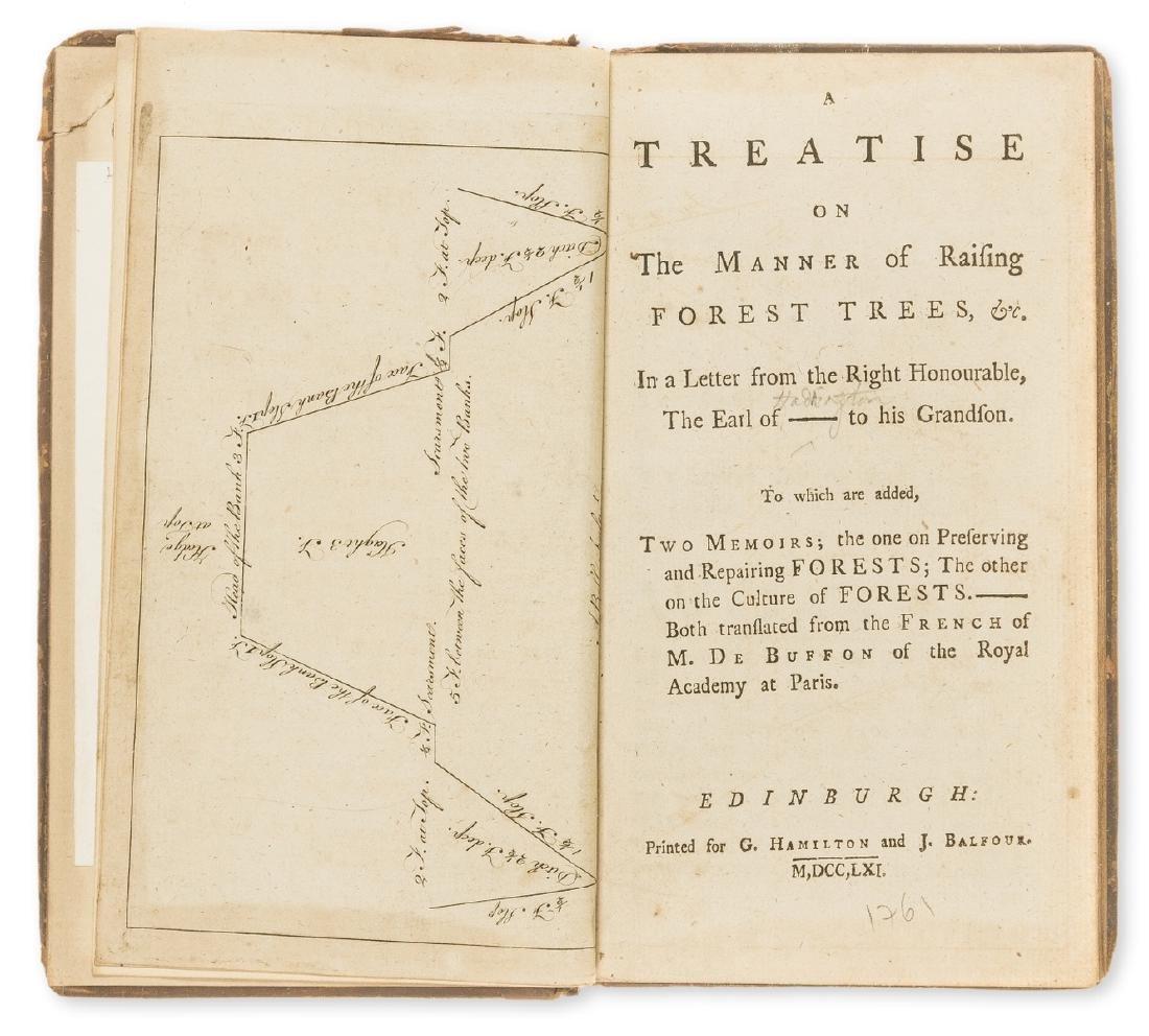 Forestry.- Hamilton (Thomas, Earl of Haddington) A