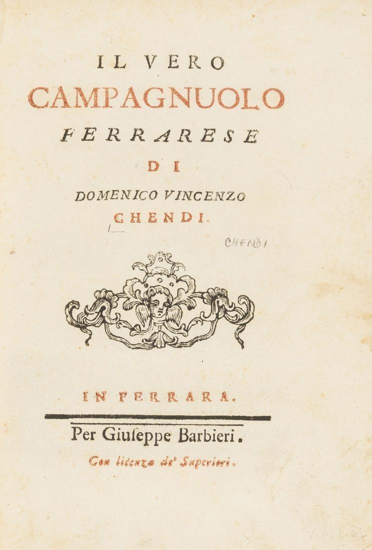 Chendi (Domenico Vincenzo) Il Vero Campagnuolo