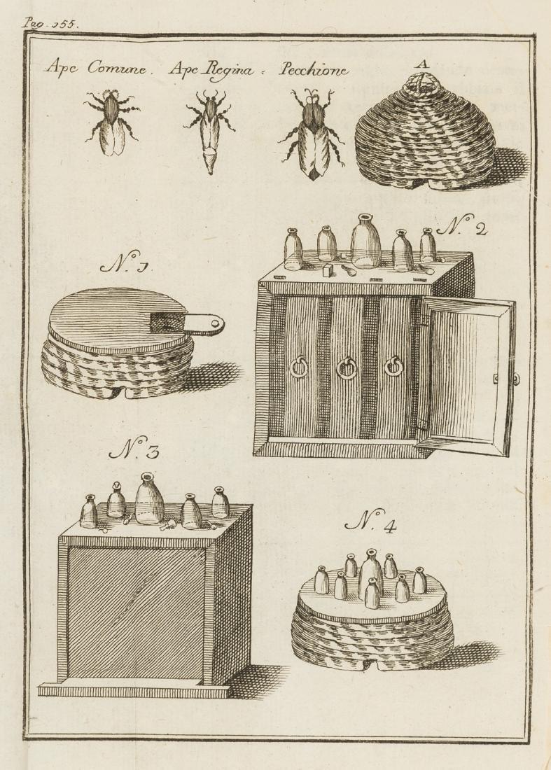 Ratti (Giambatista) Trattato delle Seminazione de