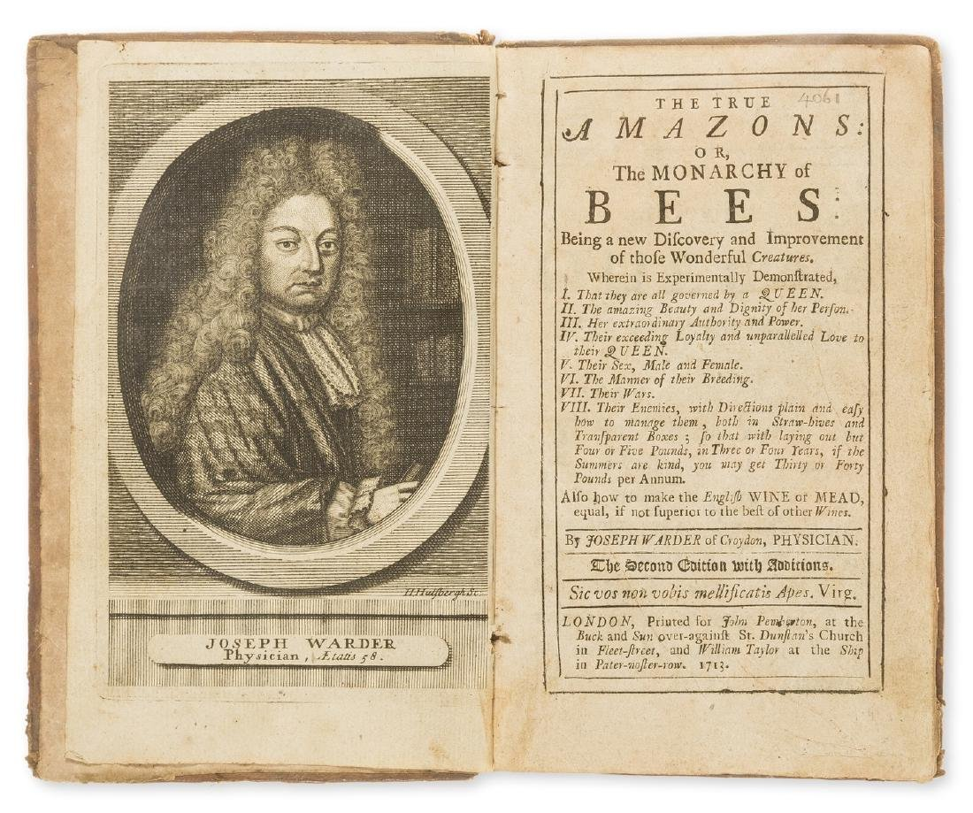 Bees.- Wildman (Thomas) A Treatise on the Management of