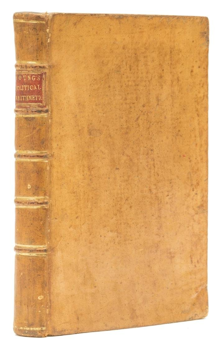 Young (Arthur) Political Arithmetic, first edition,
