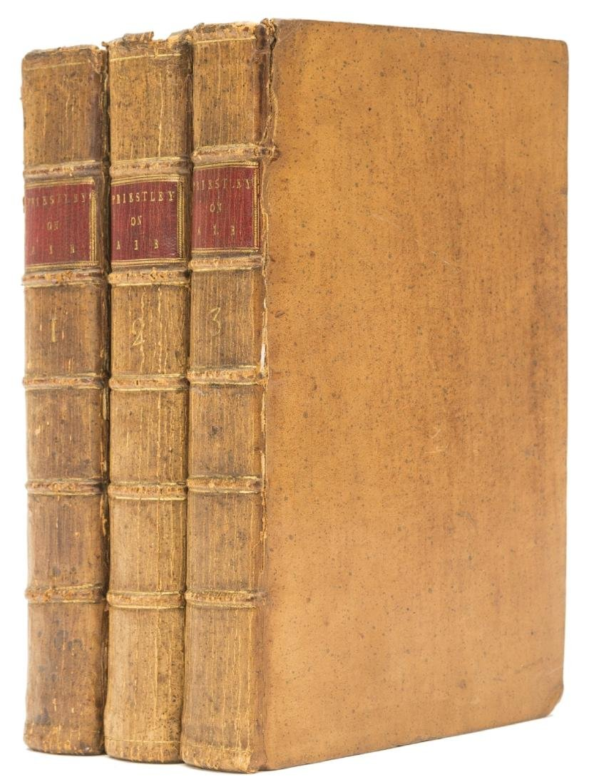 Priestley (Joseph) Experiments and Observations on