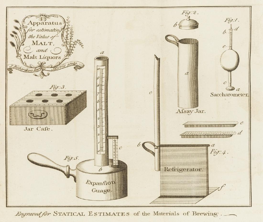 Beer.- Richardson (John) Statistical Estimates of the