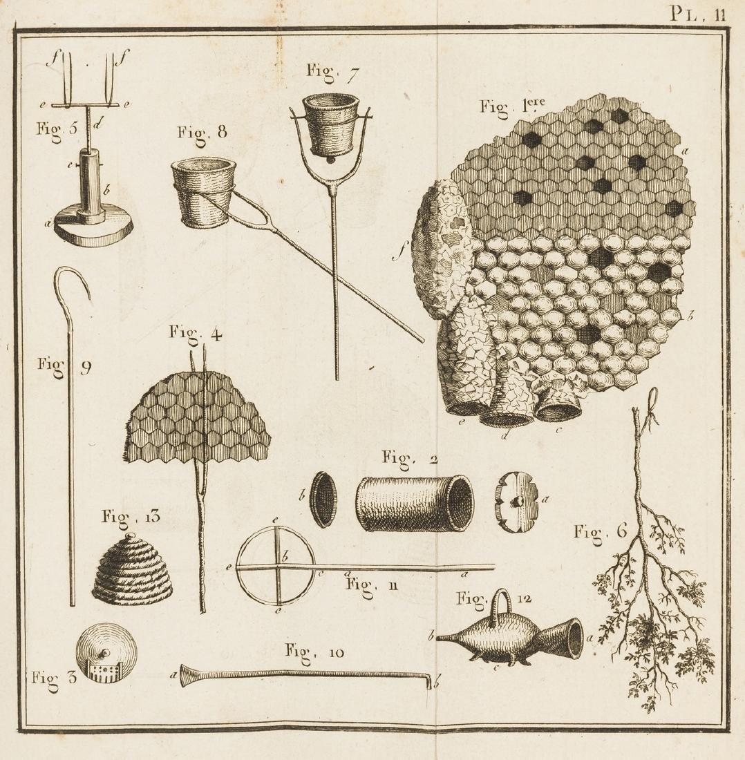Bees.- Della Rocca (Abbé) Traité Complet sur
