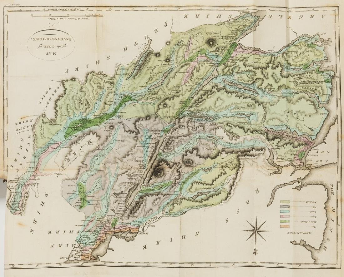 Scotland.- [Agricultural Surveys of Scottish Counties],