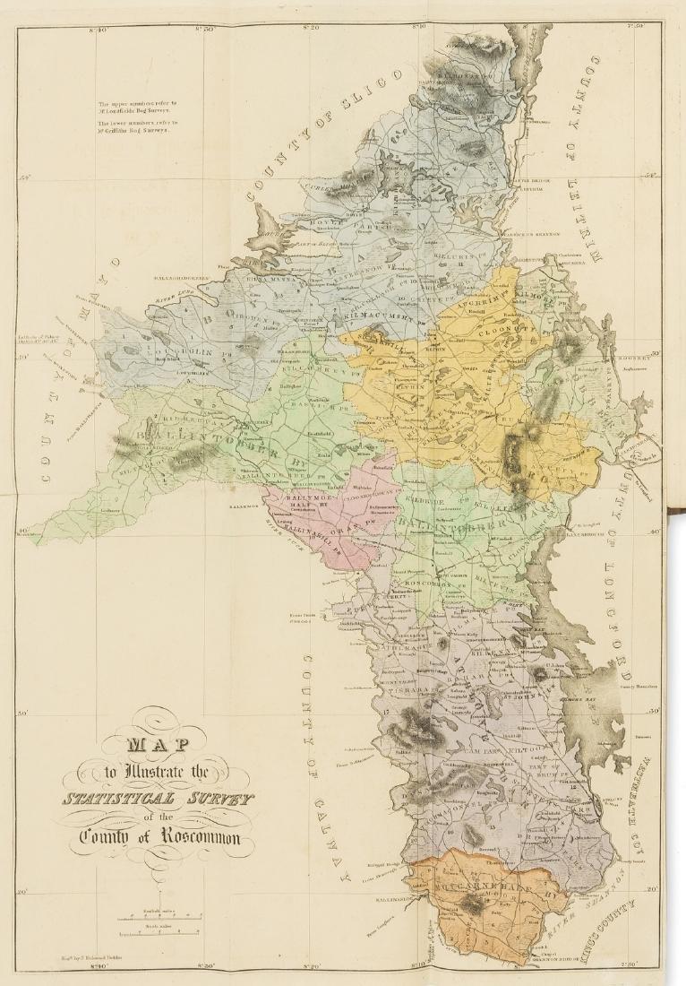 Ireland.- , [Agricultural Surveys of Irish Counties],
