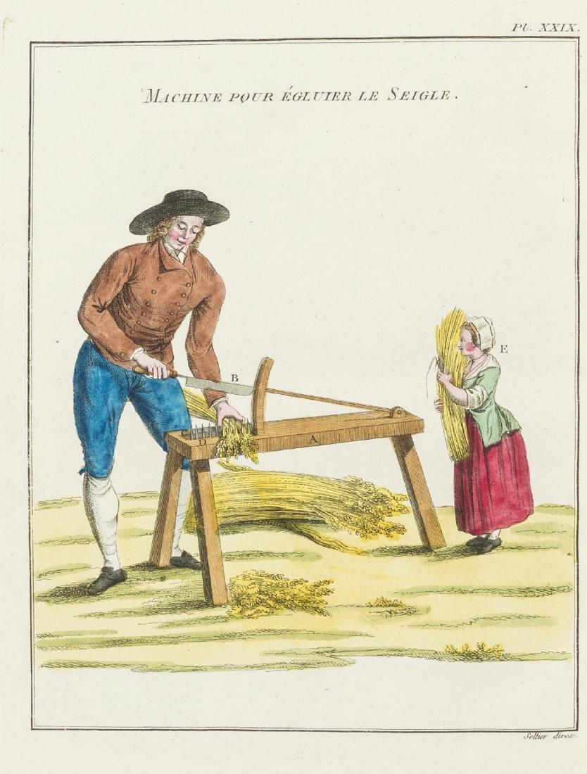 Rey de Planazu (F.L.) Oeuvres d'Agriculture et