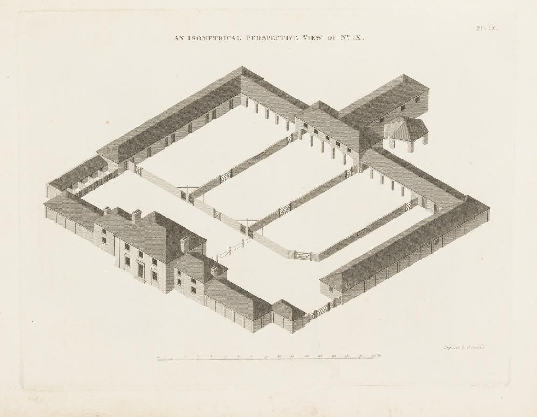 Farm Buildings.- Waistell (Charles) & Joseph Jopling.