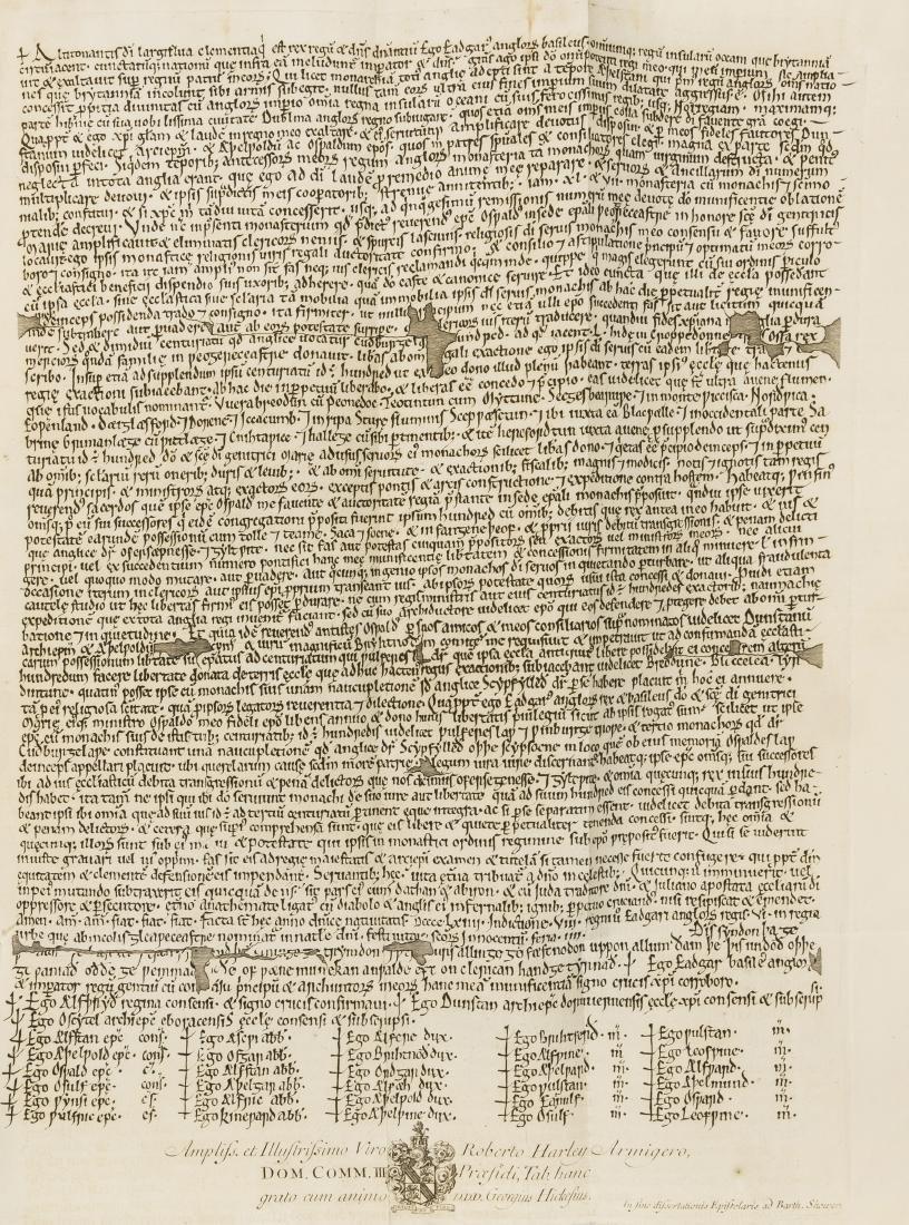 Hickes (George) Linguarum Vett. Septentrionalium - 2