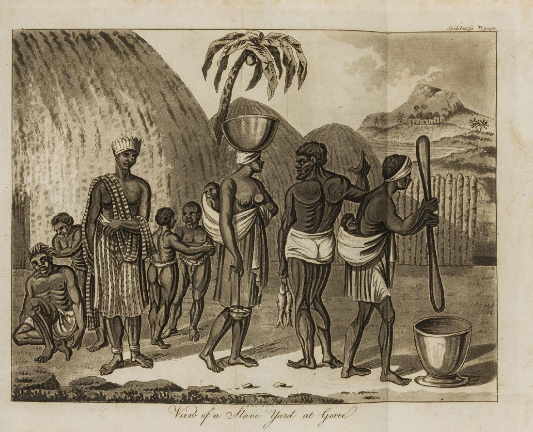 Africa.- Slavery.- Spilsbury (F. B.) Account of a
