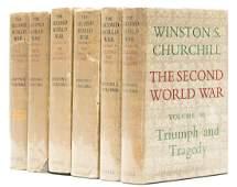 Churchill (Sir Winston Spencer) The Second World War, 6
