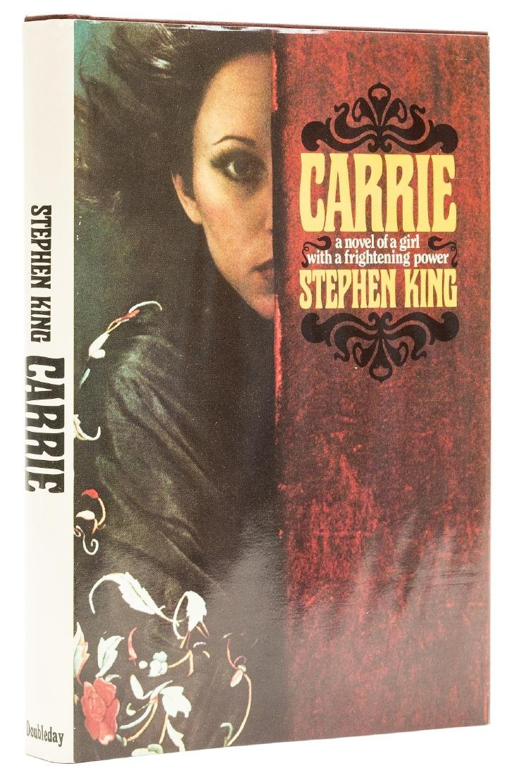 King (Stephen) Carrie, first edition, Garden City, NY,