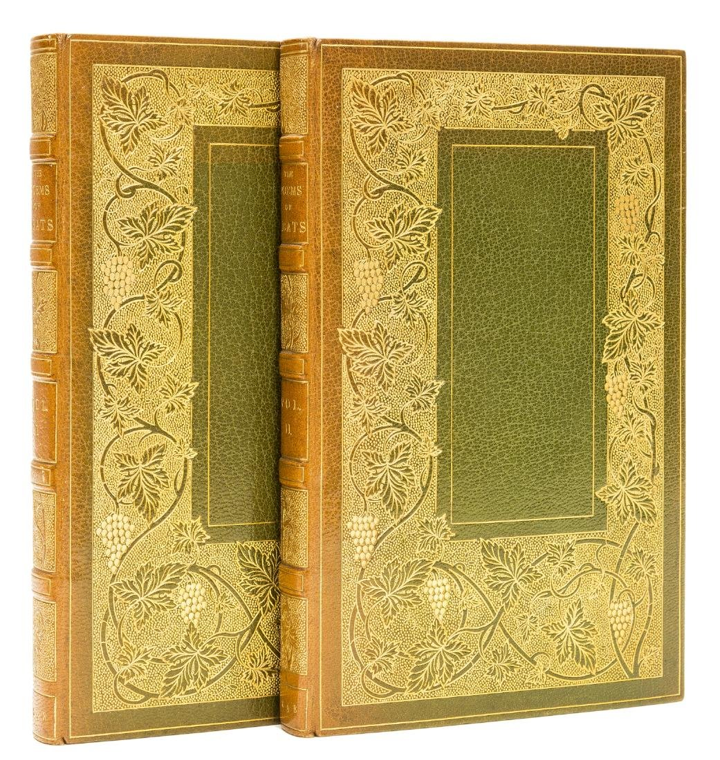 Vale Press.- Keats (John) The Poems, 2 vol., one of 210