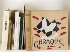 Braque (Georges).- Magnin (Nicole S.) Catalogue de
