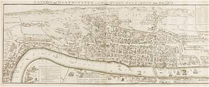 London.- Wallis (John) London and Westminster in the