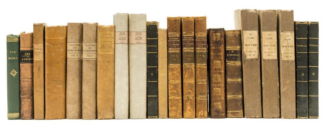 [Ferrier (Susan Edmonstone)] Marriage, a Novel, 3 vol.,