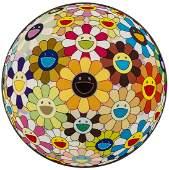 Takashi Murakami (b. 1962) Flowerball