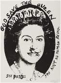 δ Jamie Reid (b.1947) God Save the Queen