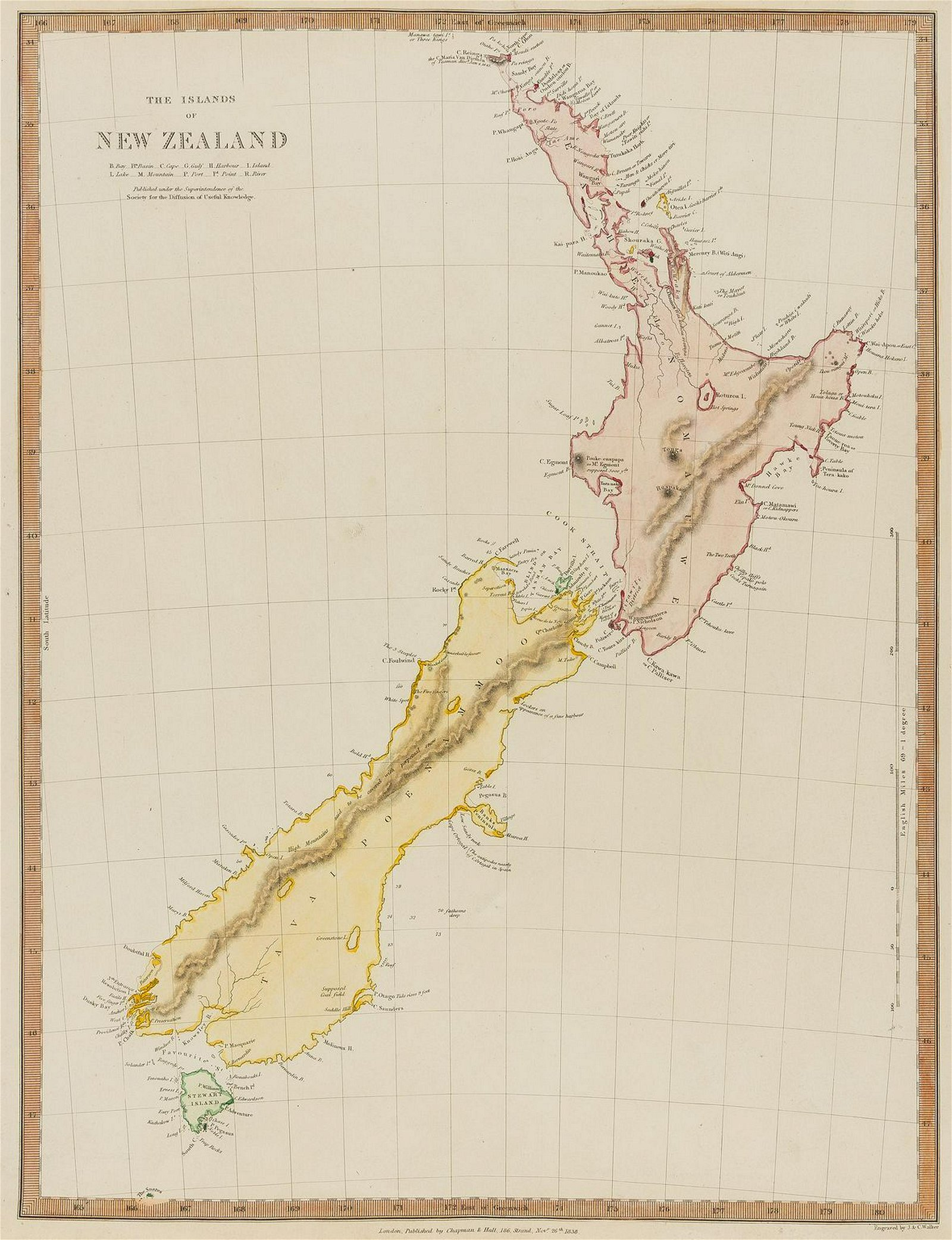New Zealand.- SDUK (Society for the Diffusion of Useful