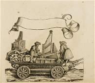 Burgkmair (Hans) Kaiser Maximilians I Triumph, Vienna &