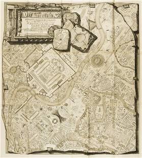 Piranesi (Giovanni Battista) Campus Martius Antiquae