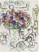 Marc Chagall 18871985  Chagall Lithographe IVI
