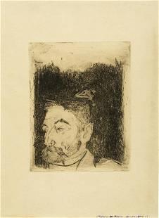 Paul Gauguin (1848-1903) Portrait de Stéphane