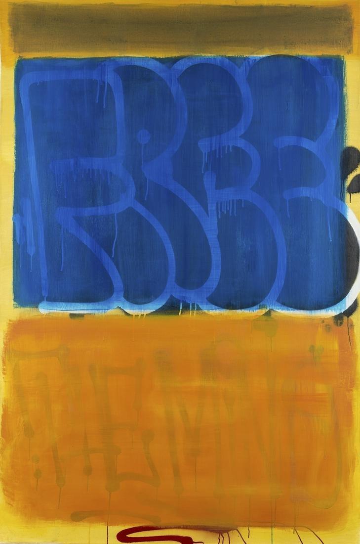 δ Borf  Rothko's Modern Life 14